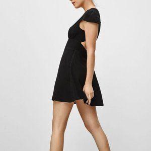 ARITZIA Black Sunday Best Rand Dress -Size 6